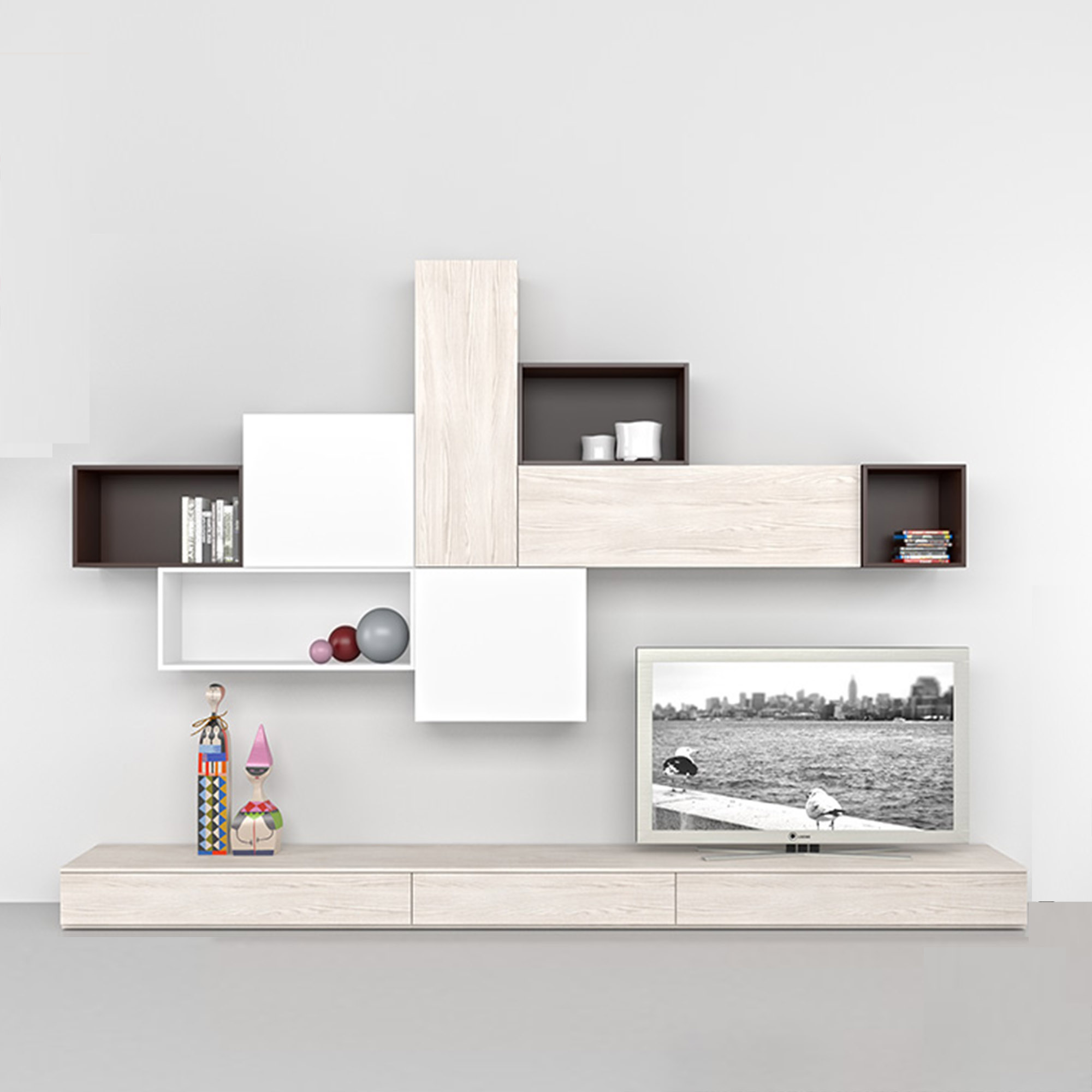 Contemporary Designer Furniture: TV Entertainment Units Inspiration Gallery