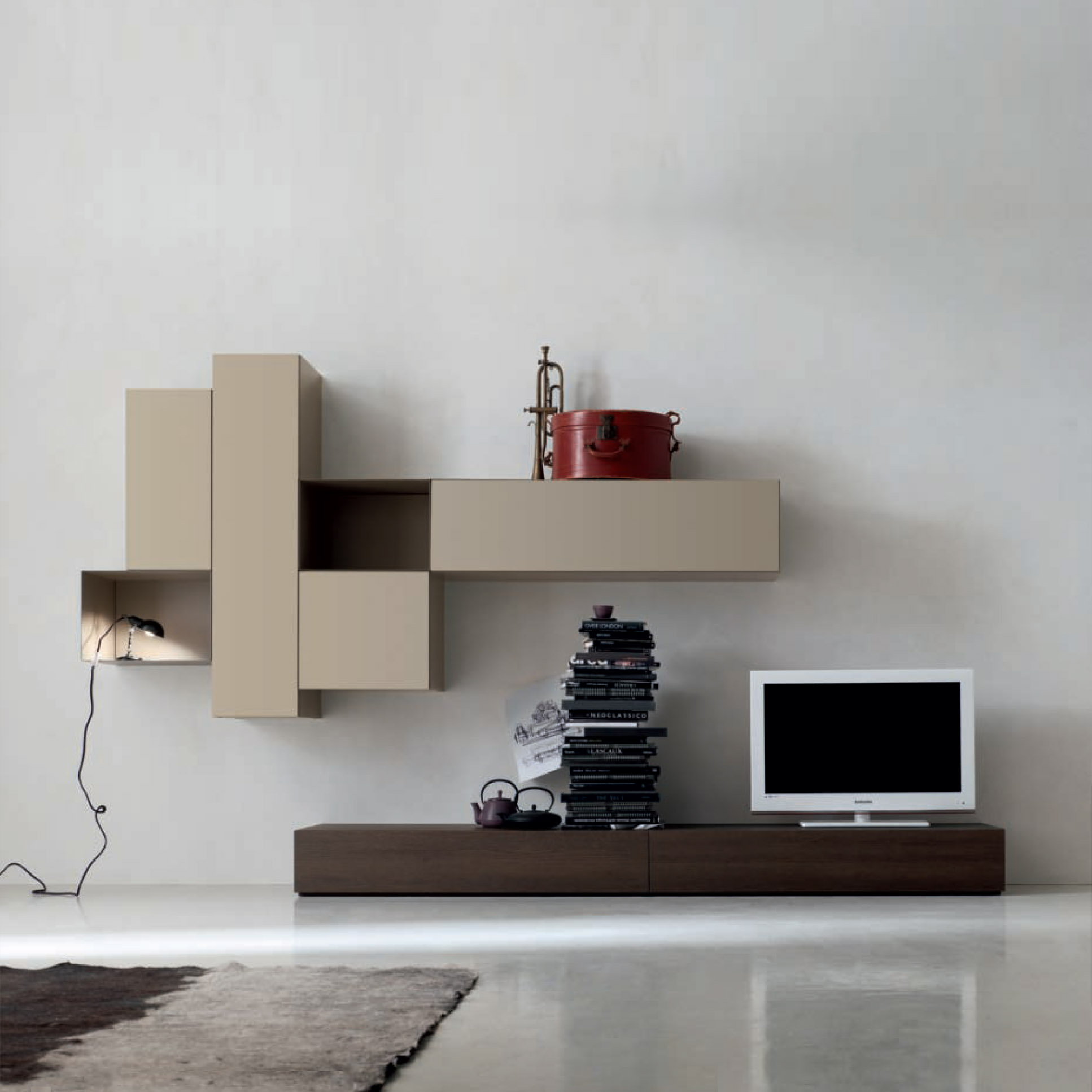 Modern Tv Unit: TV Entertainment Units Inspiration Gallery